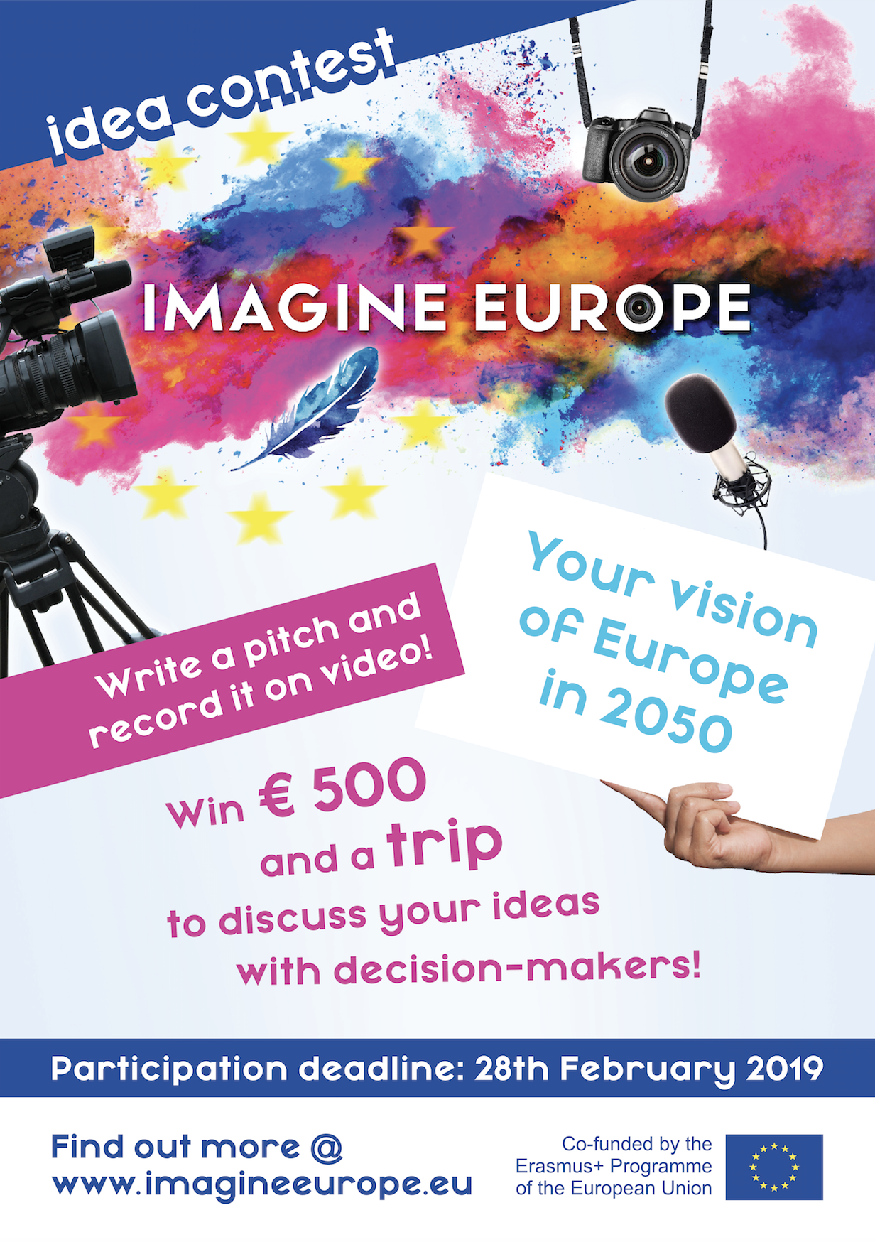 Διαγωνισμός Imagine Europe